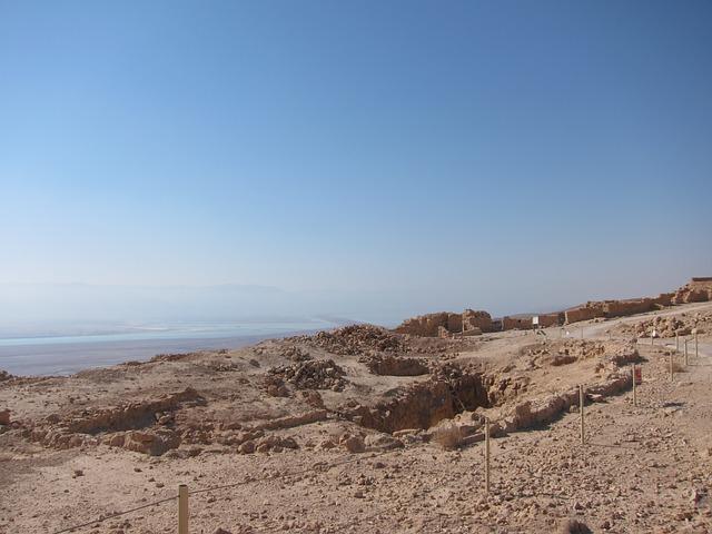 off-grid, desert village, platform, technology, Israel,