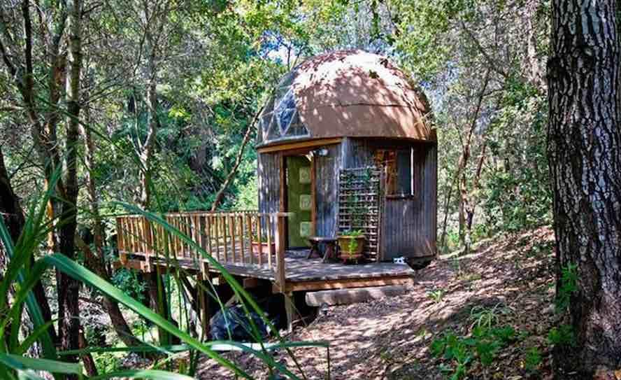 Mushroom Dome, Aptos